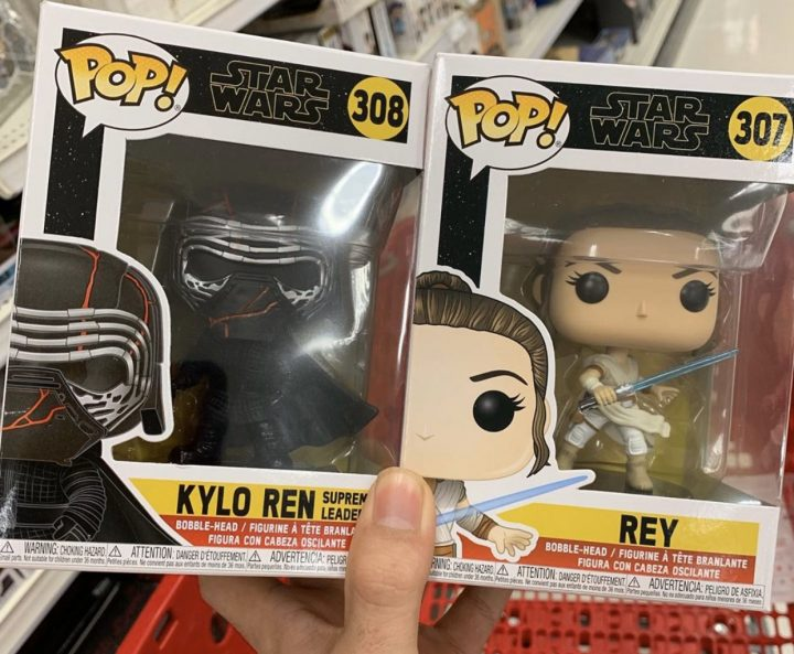 L'ascesa di Skywalker: ecco i Funko-Pop dedicati al nuovo episodio!