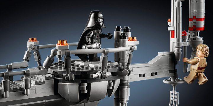 Anteprima Lego Bespin Duel