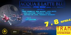 Acqua e Latte Blu – A Napoli Story
