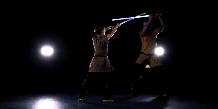 LudoSport Evolve: la lightsaber si fa digitale