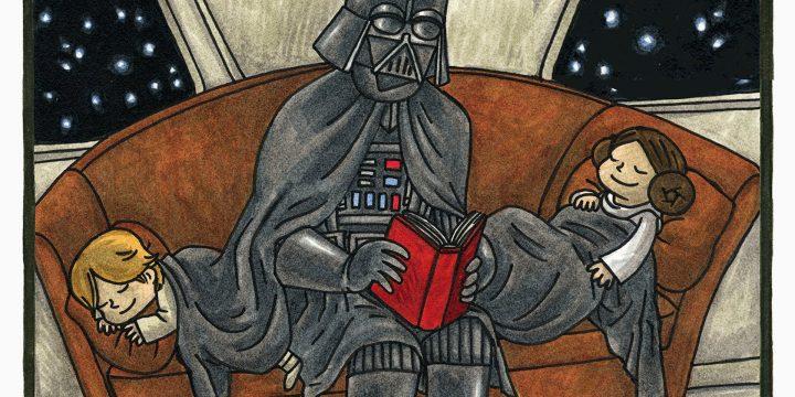 Star Wars per la festa del papà!