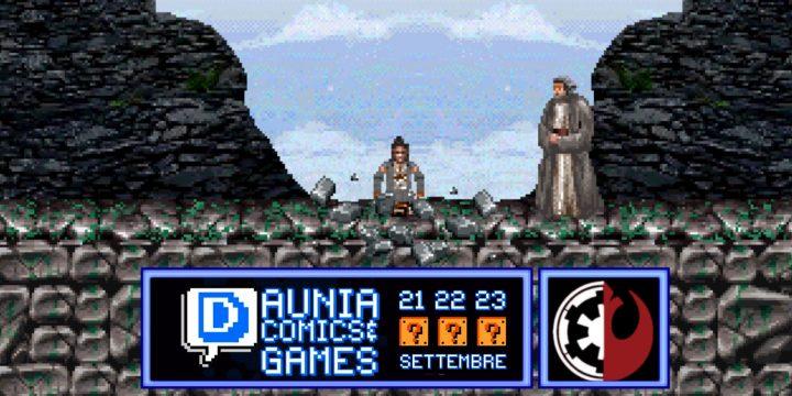 Daunia Comics & Games 2018