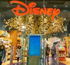 Disney Store: sciopero e presidio