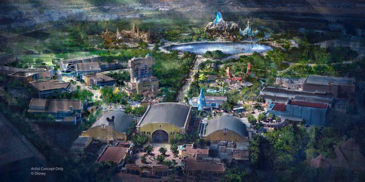 Star Wars, Marvel, Frozen arrivano a Disneyland Paris