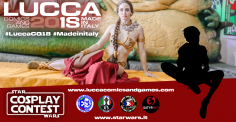 Star Wars Cosplay Contest: Lucca Comics & Games