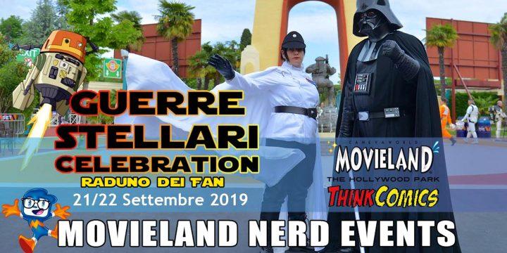 Guerre Stellari Celebration 2019 @ Movieland