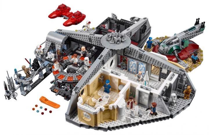 """Lego annuncia il Set Lego Star Wars 75222 """"Tradimento a Cloud City"""""""