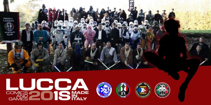 Star Wars protagonista a Lucca Comics & Games