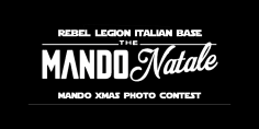 Mandonatale – Mando Xmas Photo Contest