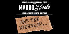 MandoNatale Photo Contest: Il Vincitore!