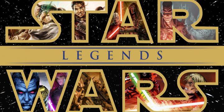 Star Wars: il ritorno dei Legends