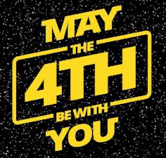 Le novità dei gadget lo Star Wars Day