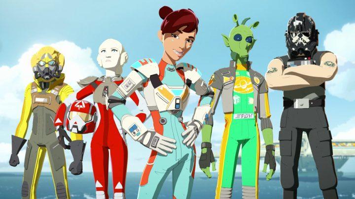 Star Wars Resistance: Nuova featurette sui personaggi
