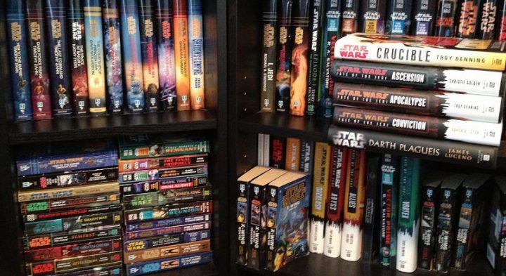 Cinque romanzi di Star Wars da leggere assolutamente