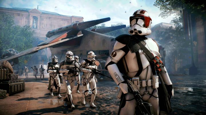 Community Calendar di Novembre è Novita per Star Wars Battlefront 2