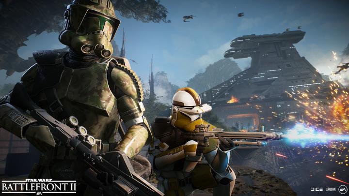 Nuova Roadmap e aggiornamenti per Star Wars Battlefront 2
