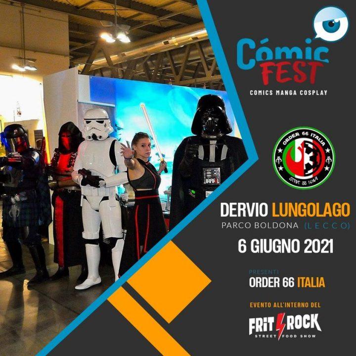 Comic Fest – 6 Giugno 2021