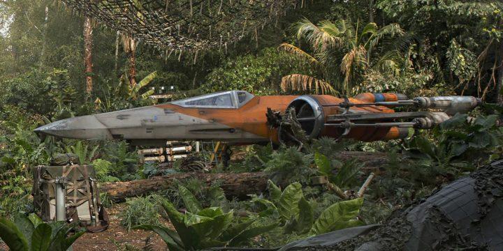 Uno Starfighter X-Wing sarà esposto allo Smithsonian