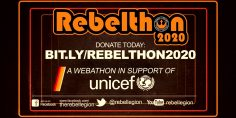 Rebel Legion presenta Rebelthon 2020!