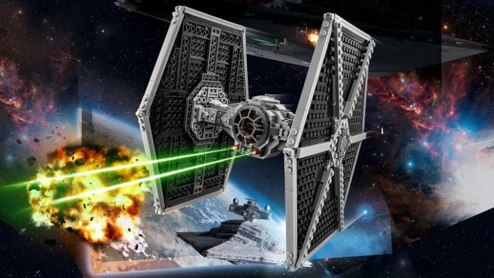 Recensione Lego Star Wars Imperial Tie Fighter 75211