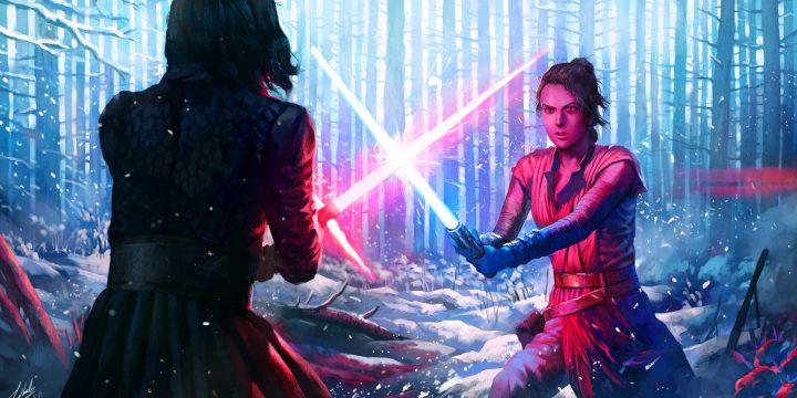 Perché Rey e Ben Solo NON sono due personaggi anonimi