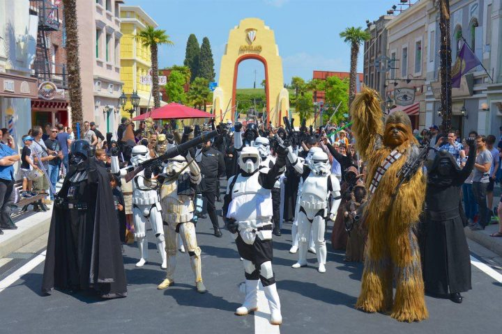 Star Wars: Il ritorno del Movieland. 25-26 Settembre 2021