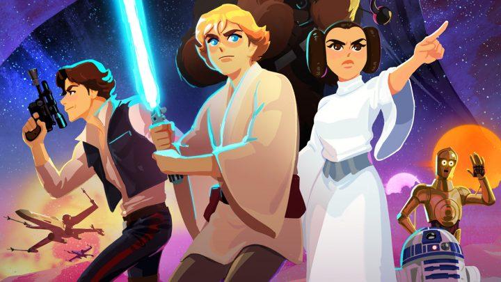 Annunciati Star Wars Kids e Galaxy of Adventures!
