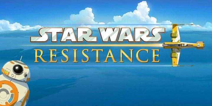 Star Wars Resistance: mostrate immagini dei personaggi a Parigi