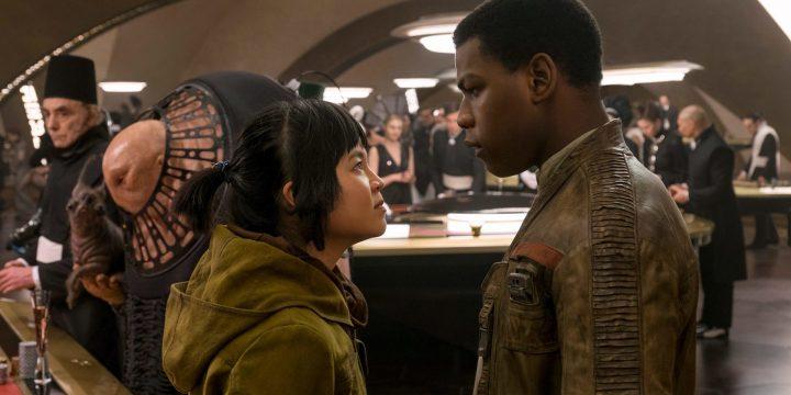 La storia di Rose e Finn è il vero fulcro de Gli Ultimi Jedi