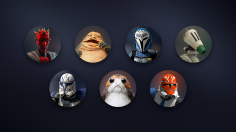 Disney+: 7 Nuovi avatar per lo Star Wars Day