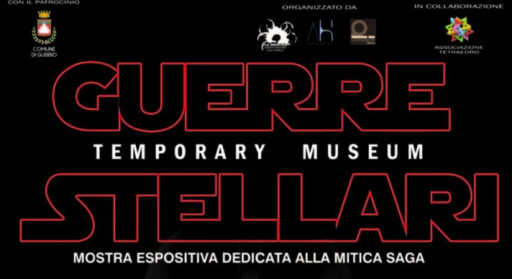 Guerre Stellari Temporary Museum