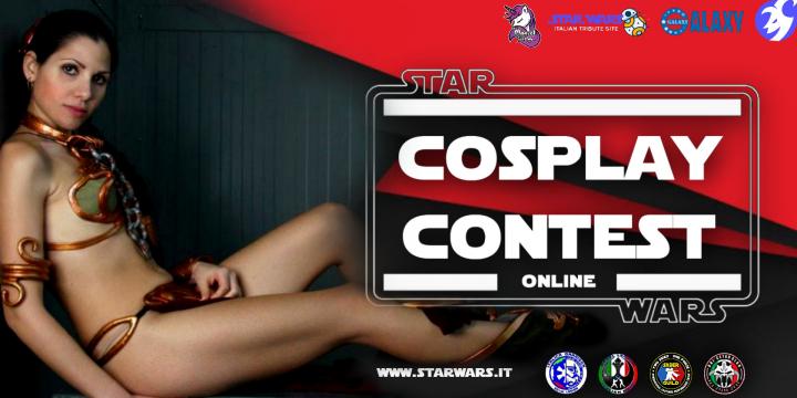 La Live Star Wars Cosplay Contest Online 2020
