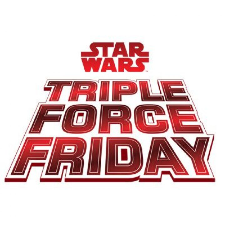 Disney annuncia il Triple Force Friday!