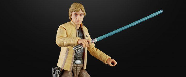 Hasbro: svelata la nuova The Black Series esclusiva di Luke Skywalker!