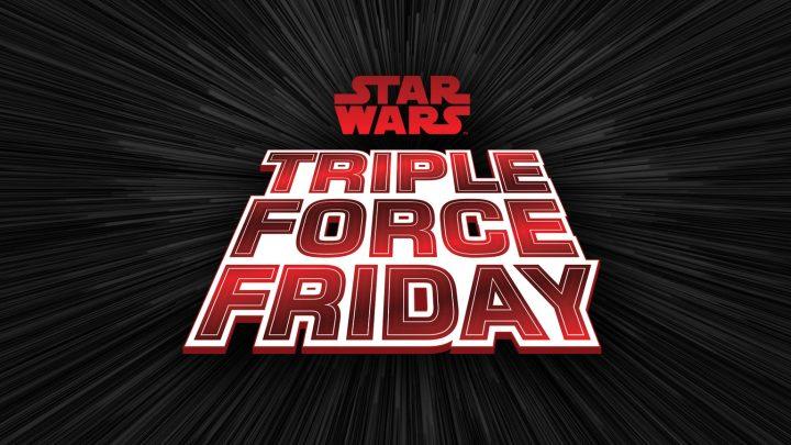Annunciato il livestream del Triple Force Friday!