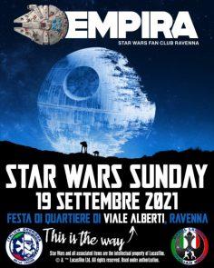 Star Wars Sunday 2021:19 settembre a Ravenna!