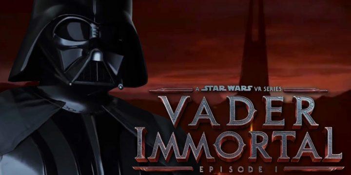 Annunciato Vader Immortal: A Star Wars VR Series per Oculus Quest